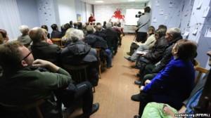 Презентация новой книги Ю. Дракохруста (Минск, декабрь 2014 г.)