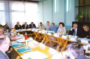Региональный семинар НИСЭПИ по экономическим реформам в посткоммунистическом обществе (Брест, июнь 1995 г.)