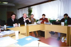 Региональный семинар НИСЭПИ по проблемам формирования общественных лидеров (Витебск, январь 1997 г.)