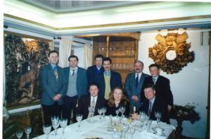 «Раковские встречи» аналитиков НИСЭПИ с журналистами (Минск, февраль 2001 г.)